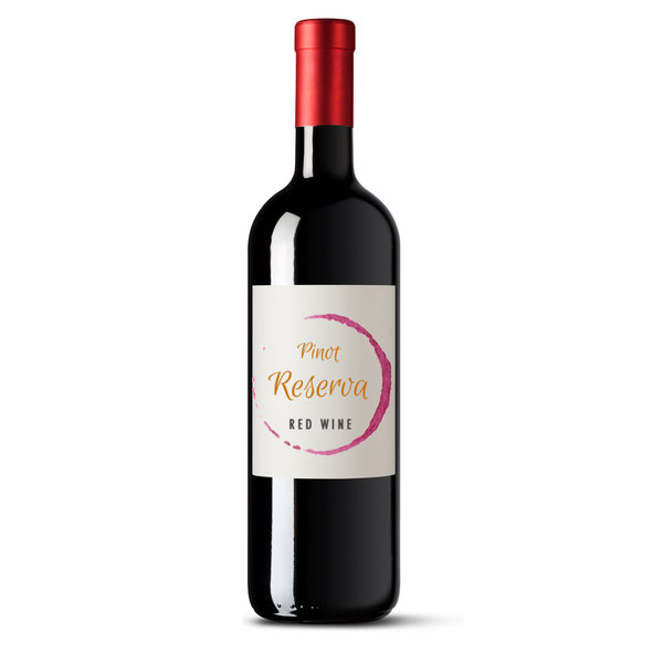 Pinot Reserva red wine