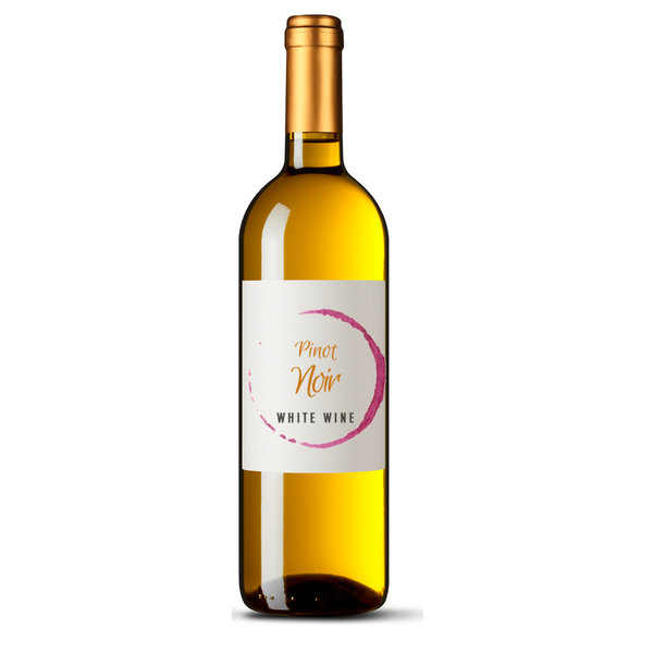 Pinot Noir white wine